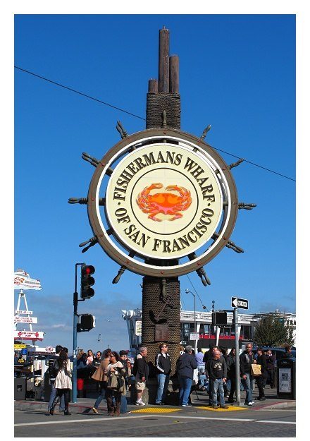 San Francisco, Fisherman's Wharf